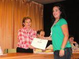 Entrega de diplomas alumnos/as talleres municipales 22
