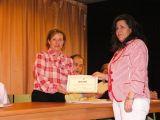 Entrega de diplomas alumnos/as talleres municipales 24