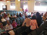 Entrega de diplomas alumnos/as talleres municipales 2