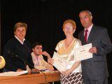 Entrega de diplomas alumnos/as talleres municipales 41