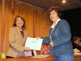 Entrega de diplomas alumnos/as talleres municipales 44