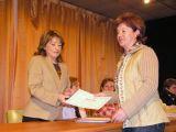 Entrega de diplomas alumnos/as talleres municipales 45