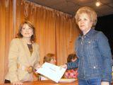 Entrega de diplomas alumnos/as talleres municipales 46