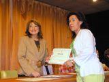 Entrega de diplomas alumnos/as talleres municipales 54