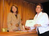 Entrega de diplomas alumnos/as talleres municipales 56