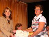 Entrega de diplomas alumnos/as talleres municipales 62