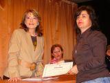 Entrega de diplomas alumnos/as talleres municipales 66