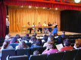 Entrega de diplomas alumnos/as talleres municipales 71