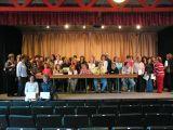 Entrega de diplomas alumnos/as talleres municipales 72