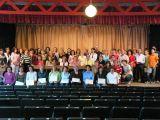 Entrega de diplomas alumnos/as talleres municipales 73