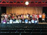 Entrega de diplomas alumnos/as talleres municipales 74