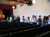 Entrega de diplomas alumnos/as talleres municipales 78