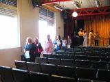 Entrega de diplomas alumnos/as talleres municipales 79