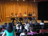 Entrega de diplomas alumnos/as talleres municipales 8