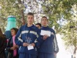 Atletas de Mengíbar en Baeza 5