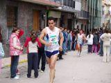 Atletas de Mengíbar enla Carrera Urbana de Manchareal