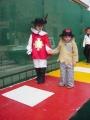 Carnaval 2004. Pasacalles y pasarela en P. Constitución 104