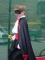Carnaval 2004. Pasacalles y pasarela en P. Constitución 11