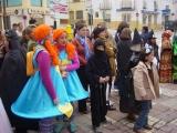 Carnaval 2004. Pasacalles y pasarela en P. Constitución 12
