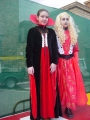 Carnaval 2004. Pasacalles y pasarela en P. Constitución 15