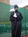 Carnaval 2004. Pasacalles y pasarela en P. Constitución 16