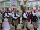 Carnaval 2004. Pasacalles y pasarela en P. Constitución 1