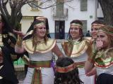 Carnaval 2004. Pasacalles y pasarela en P. Constitución 21