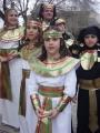 Carnaval 2004. Pasacalles y pasarela en P. Constitución 23