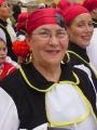 Carnaval 2004. Pasacalles y pasarela en P. Constitución 28
