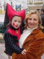 Carnaval 2004. Pasacalles y pasarela en P. Constitución 29
