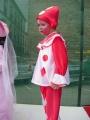 Carnaval 2004. Pasacalles y pasarela en P. Constitución 2