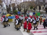 Carnaval 2004. Pasacalles y pasarela en P. Constitución 31