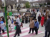 Carnaval 2004. Pasacalles y pasarela en P. Constitución 32