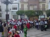 Carnaval 2004. Pasacalles y pasarela en P. Constitución 33