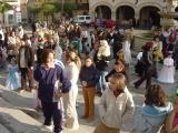 Carnaval 2004. Pasacalles y pasarela en P. Constitución 34