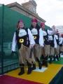 Carnaval 2004. Pasacalles y pasarela en P. Constitución 35
