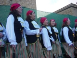 Carnaval 2004. Pasacalles y pasarela en P. Constitución 39