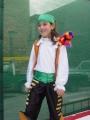 Carnaval 2004. Pasacalles y pasarela en P. Constitución 43
