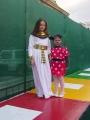 Carnaval 2004. Pasacalles y pasarela en P. Constitución 45
