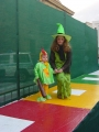 Carnaval 2004. Pasacalles y pasarela en P. Constitución 50