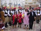 Carnaval 2004. Pasacalles y pasarela en P. Constitución 5