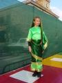 Carnaval 2004. Pasacalles y pasarela en P. Constitución 71