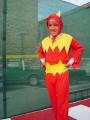 Carnaval 2004. Pasacalles y pasarela en P. Constitución 78