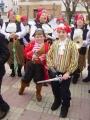 Carnaval 2004. Pasacalles y pasarela en P. Constitución 7