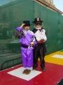 Carnaval 2004. Pasacalles y pasarela en P. Constitución 80