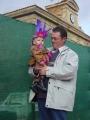 Carnaval 2004. Pasacalles y pasarela en P. Constitución 89