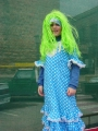 Carnaval 2004. Pasacalles y pasarela en P. Constitución 8