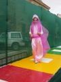 Carnaval 2004. Pasacalles y pasarela en P. Constitución 9