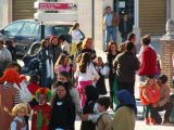Carnaval 2005. Pasacalles y pasarela 2