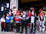 Carnaval 2008. Colegio Santa Mª Magdalena 97